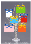 $20 Spring Gift Card Tree Payment - 5 Numbers