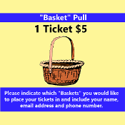 $5 2020 Pet & Craft Expo Basket Pull - 1 Number